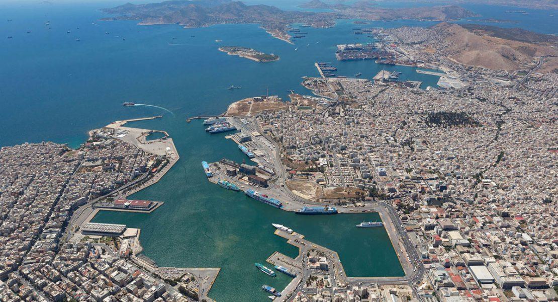 Πειραιάς Λιμάνι, Συντηρήσεις Κτιρίων